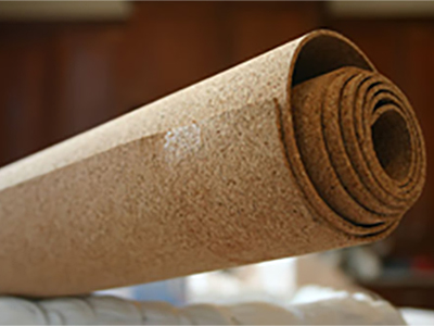 Roll of 2mm cork